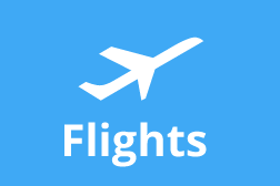 Flights from Bristol Airport