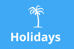 Holidays from London City Airport