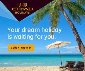 Etihad Holidays: Latest deals on long haul holidays worldwide