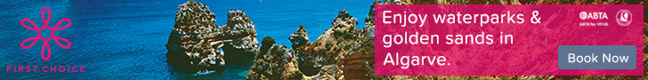 First Choice: All inclusive holiday deals for the Algarve in 2016/2017