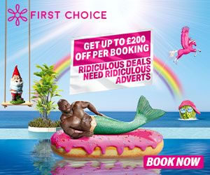 First Choice sale: up to £200 off holidays worldwide