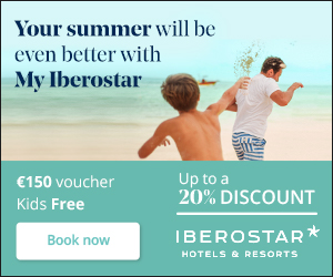 Iberostar: up to 20% off summer 2018 hotel stays