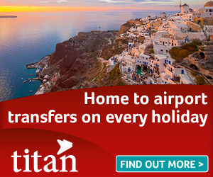 Titan Travel: VIP door-to-door travel service