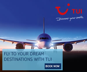 TUI: Book online & save on flights in 2018/2019