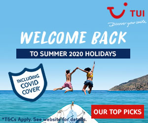 TUI: Top summer holiday deals for 2020