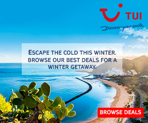 Save on holidays from Dublin in 2021/2022 with TUI Ireland
