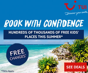 Book summer 2021 holidays with free kids places