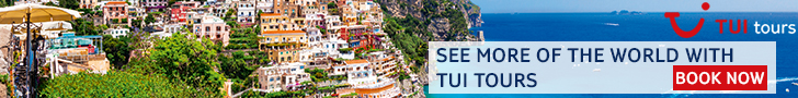 TUI Tours: Save on holidays to destinations worldwide