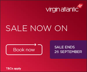 Virgin Atlantic sale 2017/2018: Long haul flights from £359 return