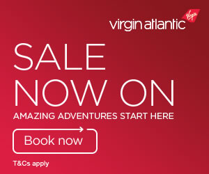 Virgin Atlantic winter sale: Worldwide flights from £359 (return)