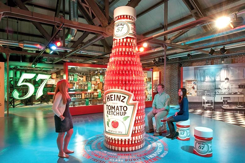Discover all 57 varieties at the Heinz History Centre, Pittsburgh - photo courtesy of Visit Pittsburgh