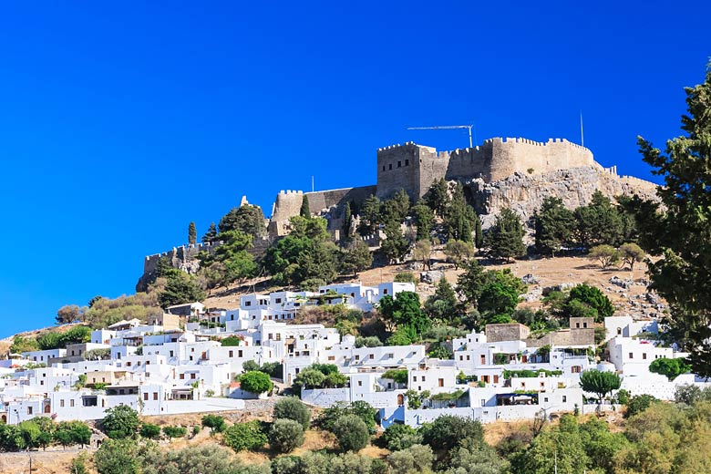 Rhodes Away From The Beaches: Old Town, Lindos & More
