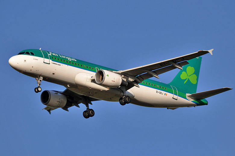 Aer Lingus Airbus A320 © Eric Salard - Flickr Creative Commons