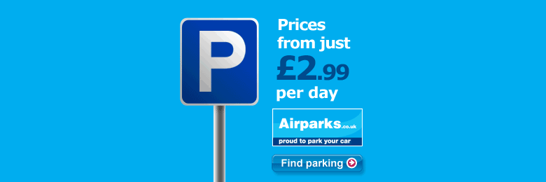 Airparks secure airport parking at Birmingham, Luton and more...