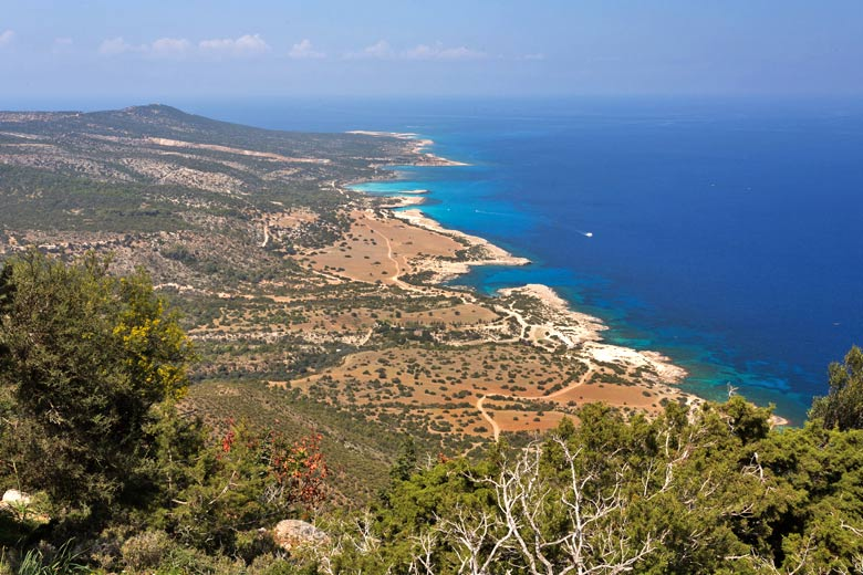 The Akamas Peninsula, Cyprus © SÃï��©bastien Closs - Fotolia.com