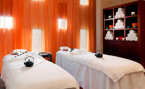 Aloe Spa Sheraton Salobre, Gran Canaria. Photo courtesy of sheratonsalobre.com