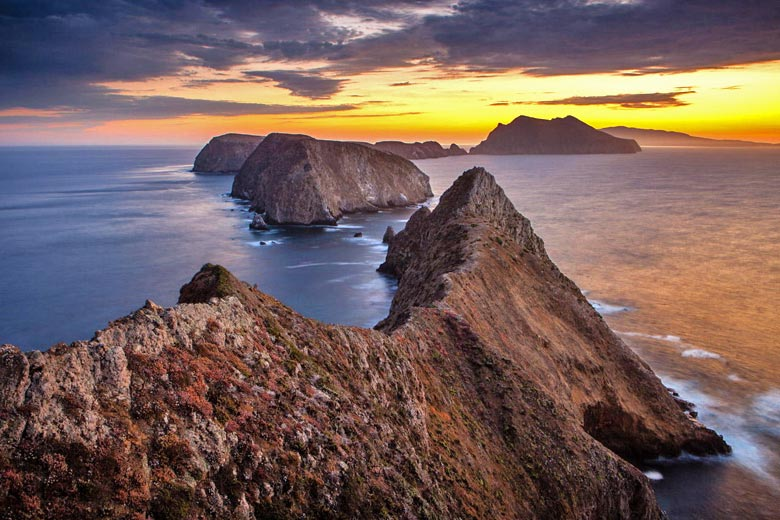 Inspiration Point Anacapa, Channel Islands National Park © Brian Hawkins - Flickr Creative Commons