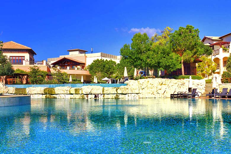 5* Aphrodite Hills Hotel, Paphos, Cyprus - photo courtesy of Aphrodite Hills Hotel