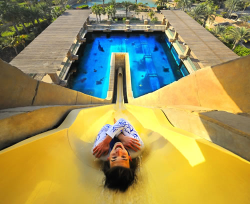 Aquaventure Waterpark at Atlantis The Palm Dubai © Kerzner International Resorts Inc