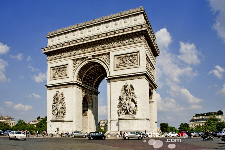 Arc de Triomphe © Paris Tourist Office - Photographer: Amélie Dupont