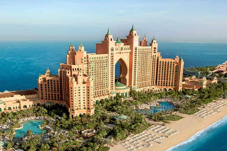 Overview - Atlantis - The Palm, Dubai - Dubai