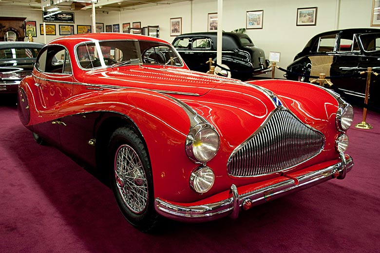 1951 Talbot-Lago T26 Grand Sport Coupé © Bryce Womeldurf - Flickr Creative Commons