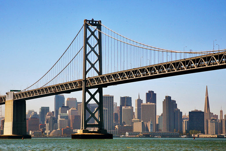 The Bay Bridge, San Francisco © Jitze Couperus - Flickr Creative Commons