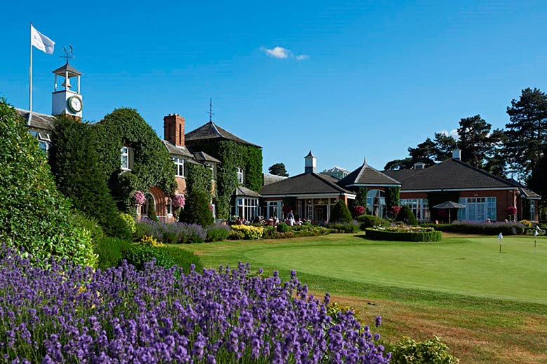 The Belfry golf clubhouse - photo courtesy of The Belfry Hotel and Resort