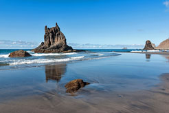 7 magnificent beaches in Tenerife