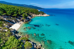 Halkidiki sights: why the Greek mainland is marvellous