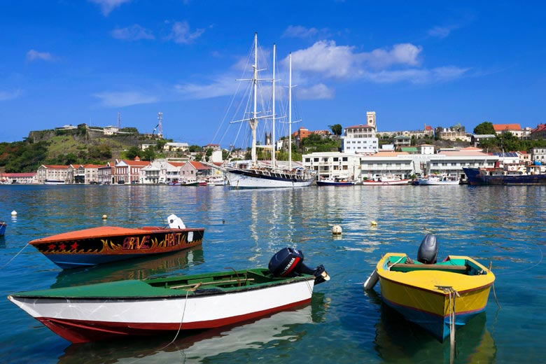 9 reasons Grenada is the Caribbean island for you © Hemis - Alamy Stock Photo
