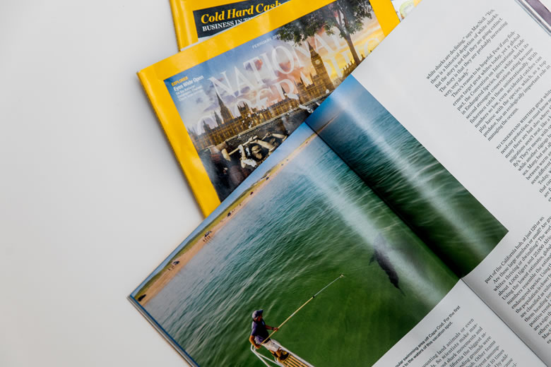 Best travel magazine subscriptions available online © Photo by Alexander Andrews on Unsplash