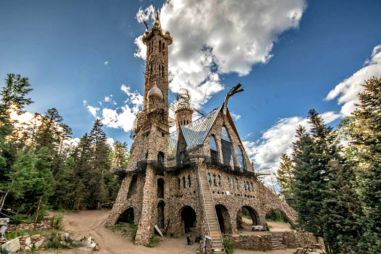 Bishop Castle, two and a half hours south of Denver © Peter Ciro Photography - Flickr Creative Commons