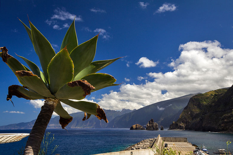 Blue skies over Madeira © Thomas Jaworski - Flickr Creative Commons