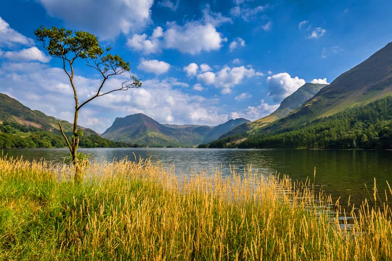 Buttermere in the Lake District National Park © Michael Conrad - Adobe Stock Image