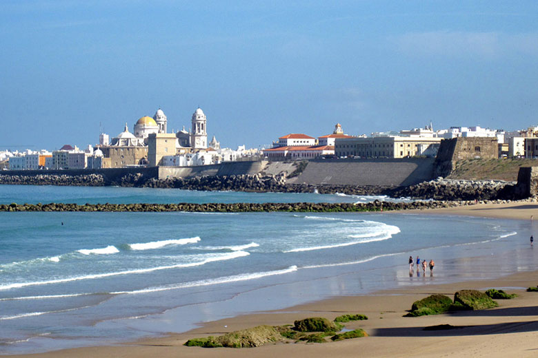 The City of Cadiz, Costa de la Luz, Spain © full image - Fotolia