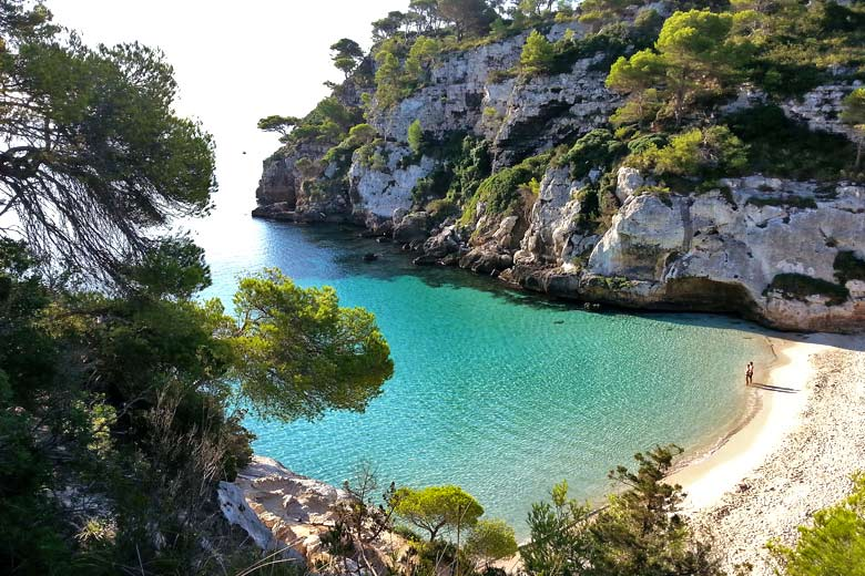 Cala Macarelleta, Menorca © Morfheos - Flickr Creative Commons