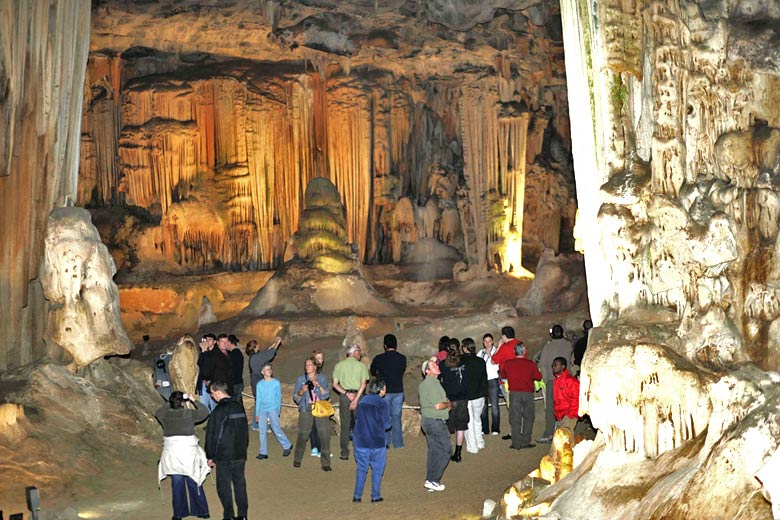 Botha's Hall, Cango Caves - photo courtesy of South African Tourism