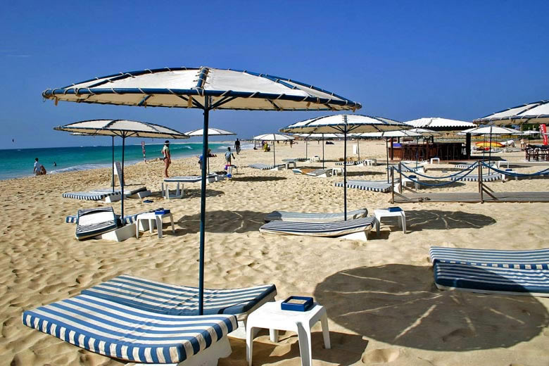 Cape Verde's best beaches, island by island guide © Cabo Verde Tourism