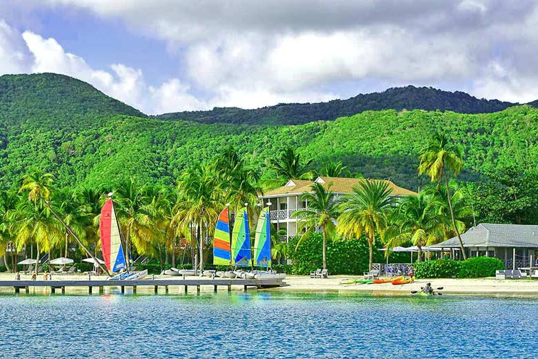 The Carlisle Bay Resort, Antigua - photo courtesy of Carlisle Bay Resort