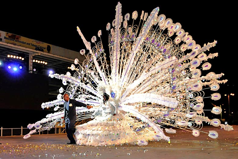Carnival in Tobago - photo courtesy of www.gotrinidadandtobago.com
