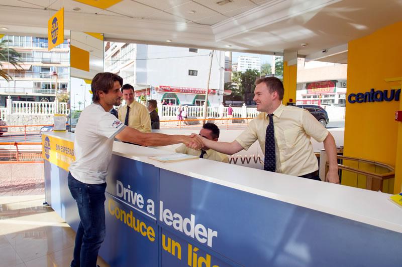 Rent A Car In Spain Drop Off In Portugal