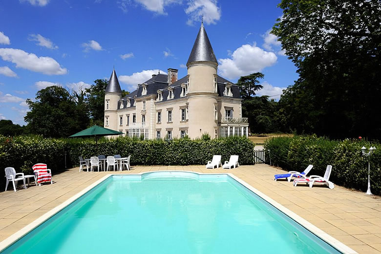 Chateau Cendrillon, Loire Valley, France © Oliver's Travels