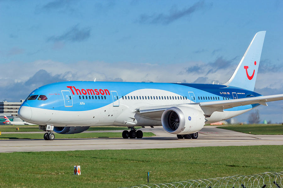 Cheap Thomson Flights 2016/2017 © Jonathan Palombo - Flickr Creative Commons