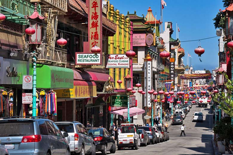 Chinatown, San Francisco © gwendolen - Flickr Creative Commons