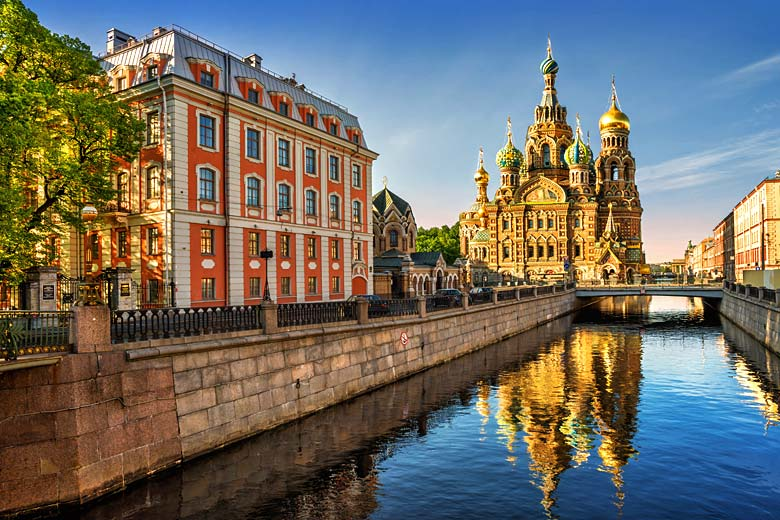 Church of the Saviour in St Petersburg, Russia, now a museum © Yulenochekk - Adobe Stock Image
