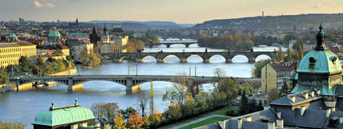 Save on City Breaks to Prague with Hotelopia © Hotelopia