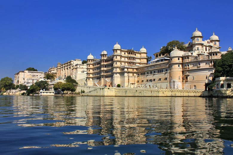 The City Palace, Udaipur © Graves 'n' Glitter -  Flickr Creative Commons