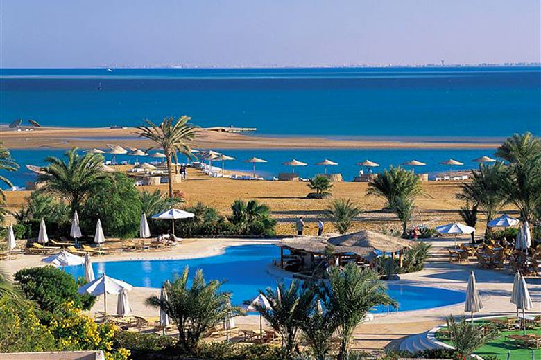Club Med El Gouna, Red Sea, Egypt - photo courtesy of Egyptian Tourist Authority