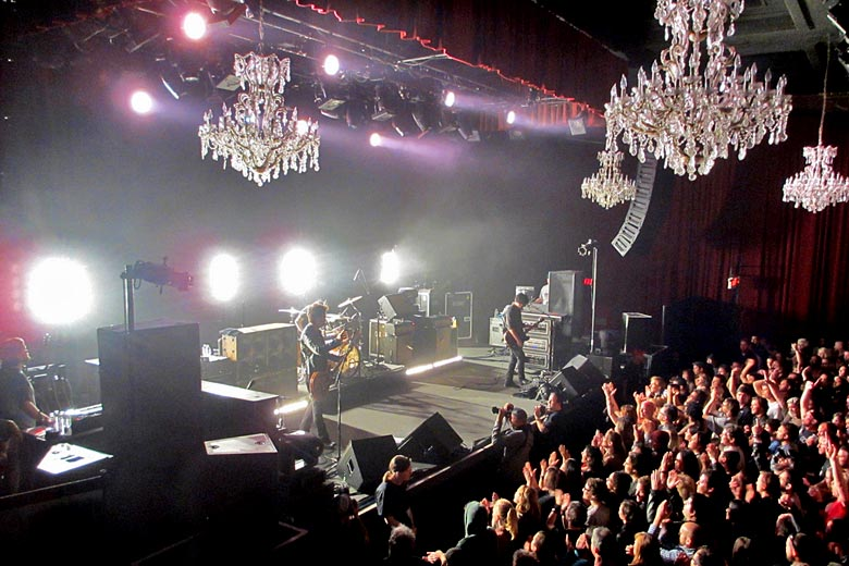 Concert at the Fillmore © Mary - Flickr Creative Commons